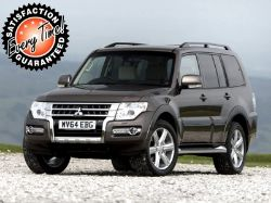 Mitsubishi Shogun Vehicle Deal