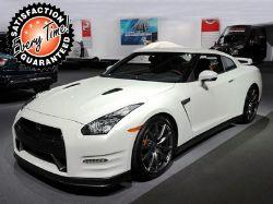 Nissan GT-R Car Leasing