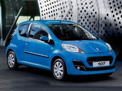 Peugeot 107 (Ex Demo) Vehicle Deal