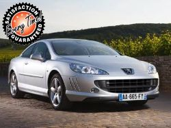 Peugeot 407 Vehicle Deal