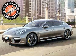 Porsche Panamera Vehicle Deal