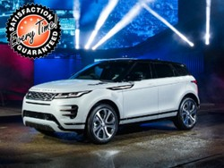 Land Rover Evoque Car Leasing