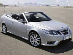 Saab 9-3 Convertible Car Leasing