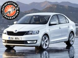 Skoda Rapid Car Leasing