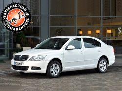 Skoda Octavia Car Leasing