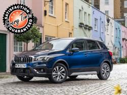Suzuki SX4 Car Leasing