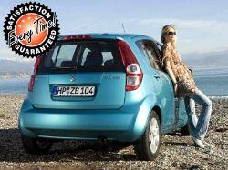Suzuki Splash Vehicle Deal