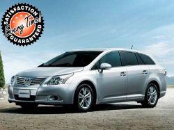 Toyota Avensis Tourer Car Leasing