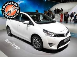 Toyota Verso Car Leasing