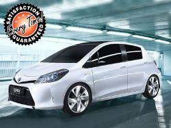 Toyota Yaris Car Leasing