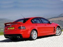 Vauxhall VXR8 Car Leasing