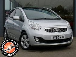 Kia Venga Vehicle Deal