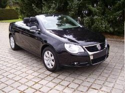 Volkswagen EOS Coupe Car Leasing