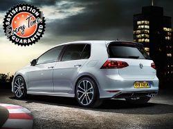 Volkswagen Golf R Car Leasing