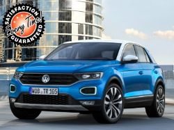 Volkswagen T-Roc Car Leasing