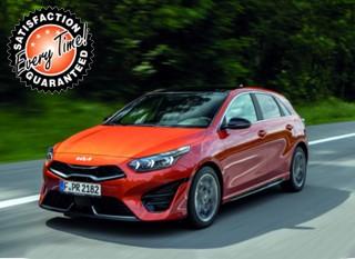 Best Kia Ceed Car Leasing Deals