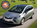 Vauxhall Zafira 1.8i Exclusive