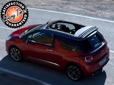 best citroen ds3 cabrio car leasing deals. Black Bedroom Furniture Sets. Home Design Ideas