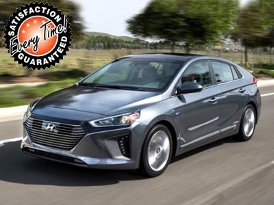 Hyundai Ioniq Car  Leasing