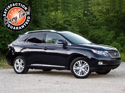 Lexus-RX450h