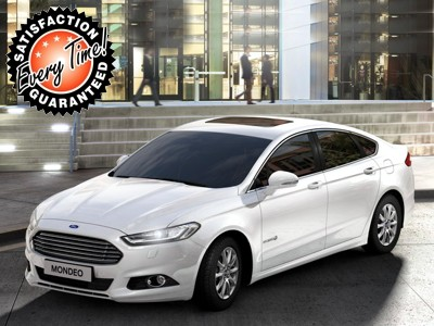 Ford Mondeo Car Leasing