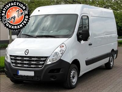 renault master lwb van from. Black Bedroom Furniture Sets. Home Design Ideas