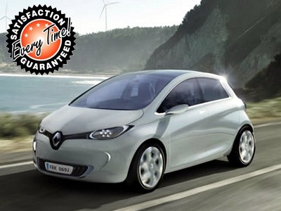 Renault Zoe Car 