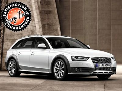 Audi A4 Avant Car  Leasing