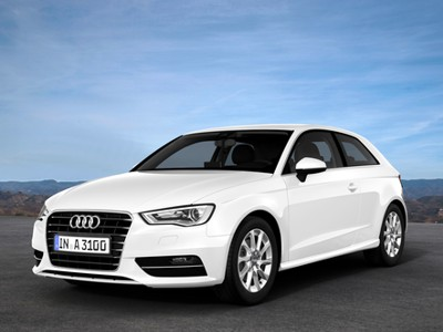 Audi A3 (Nearly New)