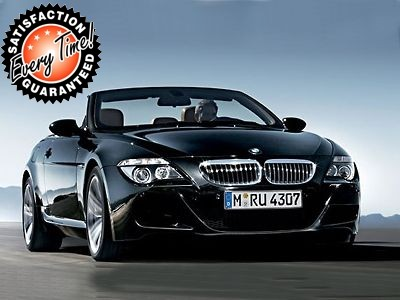 Best Bmw 6 Series Convertible Car Leasing Deals