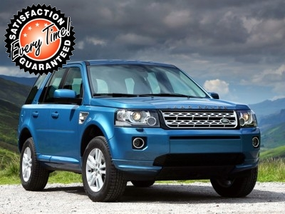 Used Land Rover Freelander 2 by variant