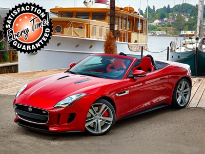 jaguar f type convertible car lease is cheaper at cars2lease. Black Bedroom Furniture Sets. Home Design Ideas