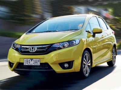 Honda Jazz (Nearly New)