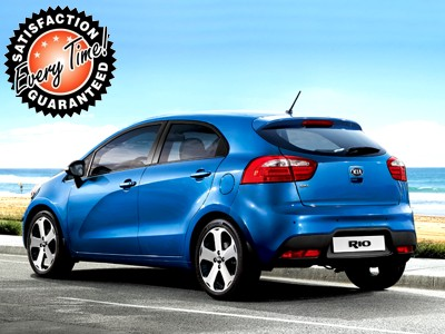 KIA Rio Short Term Car Leasing