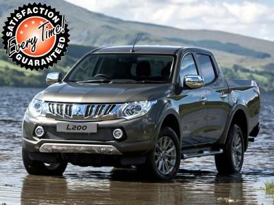 Best Mitsubishi L200 Car Leasing Deals