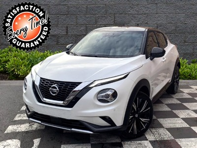 NISSAN JUKE Short Term Car Leasing