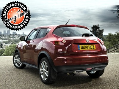 Nissan Juke (Nearly New)