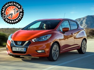 Nissan Long Term Car Leasing