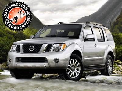 Nissan Pathfinder Lease >> Nissan Pathfinder Lease