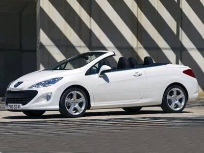 Best Peugeot 308 Cabriolet Car Leasing Deals