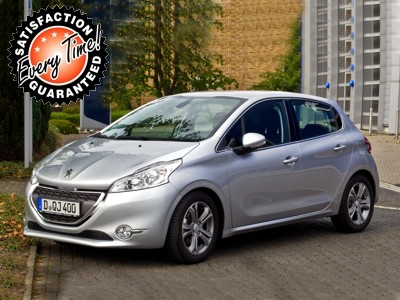 Peugeot 208 Best Car Leasing Deals