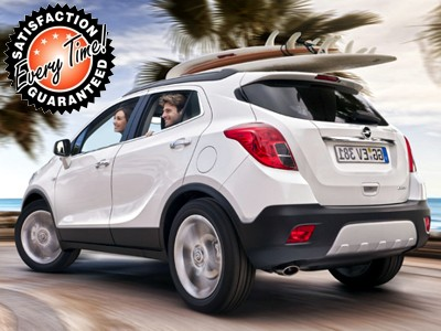 Vauxhall Mokka Car 