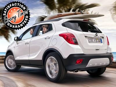 Vauxhall mokka lease deals uk